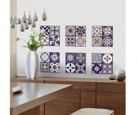 Комплект 12 стикера Royal Tiles
