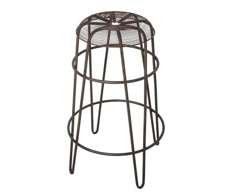Barová židle Marveille Brown