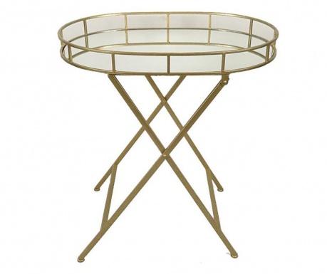 Handep Összecsukható asztalka tálcával