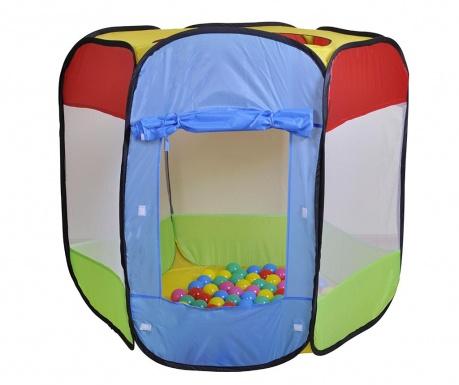 Zestaw namiot ze 100 piłeczkami Bendix