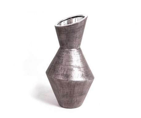 Váza Equinoxe Brushed Geometrical