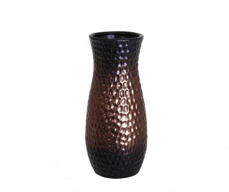 Váza Equinoxe Ogive Copper Cells Slim
