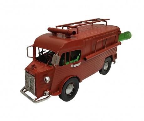 Stojak na butelkę Premium Vintage Firemen Truck