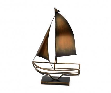Držiak na fľašu Premium Sailing Boat Copper