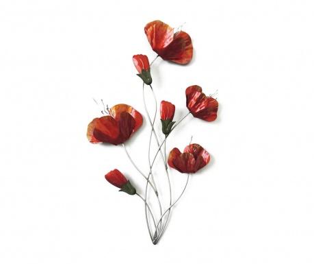 Dekoracja ścienna Beaux Arts Red Poppies