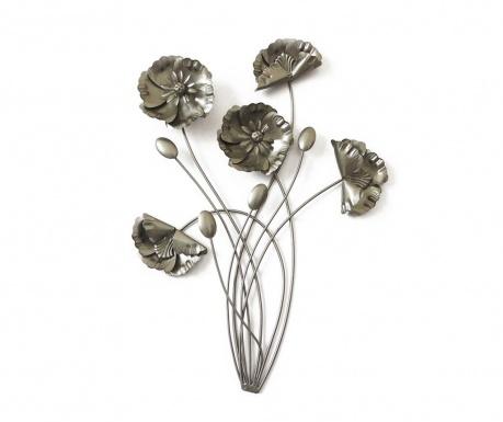 Dekoracja ścienna Beaux Arts Silver Bunch
