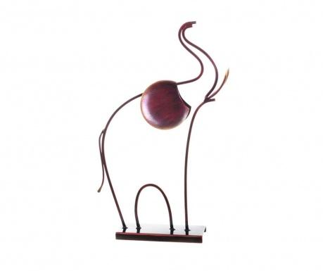 Dekorácia Histoire de Fer Elephant Outline