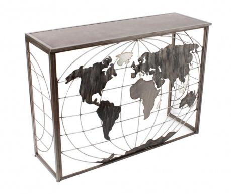 Konzola Art de Fer World Map