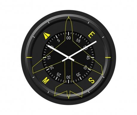 Zegar ścienny Tempo Plane