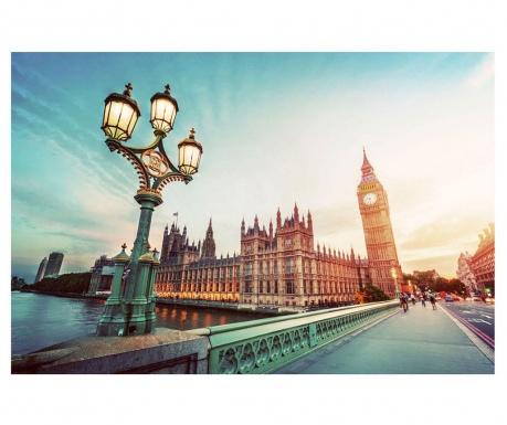 Obraz Gallery London View 80x120 cm