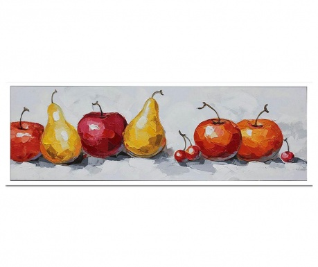 Obraz Gallery Colorful Fruits 50x150 cm