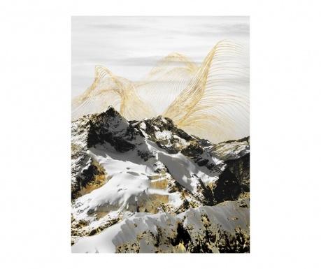 Obraz Gallery Mountain Landscape 60x80 cm