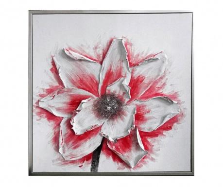 Obraz Gallery 3D Flower 80x80 cm