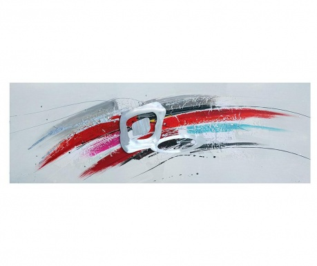 Obraz Gallery Abstract View 50x150 cm