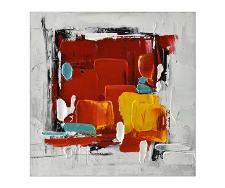 Obraz Gallery Abstract 30x30 cm