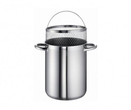 Κατσαρόλα με καπάκι για σπαράγγια Fierenza 4.5 L