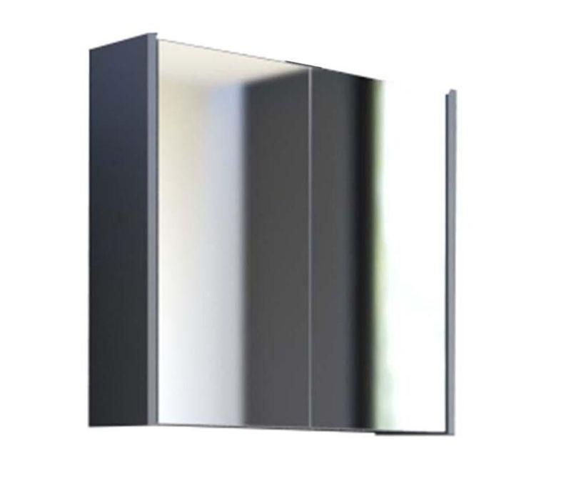 Viseči element z ogledalom Ibiza Anthracite