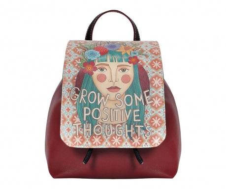 Ženski ruksak Positive Thoughts