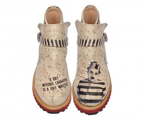 Γυναικεία μποτάκια C. Chaplin