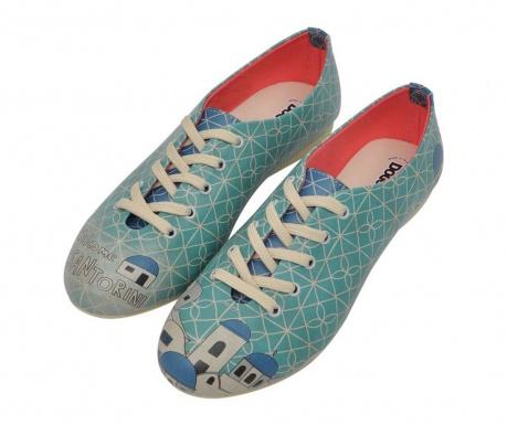 Ženske cipele Welcome To Santorini