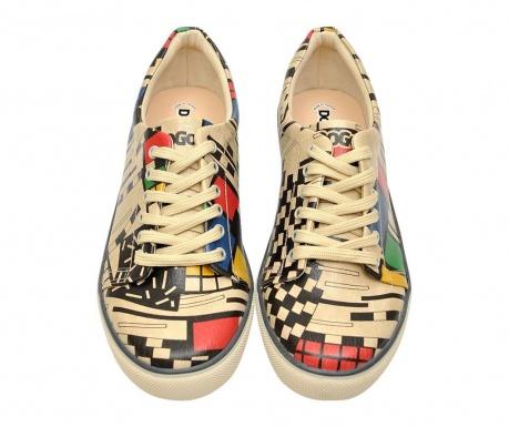 Γυναικεία αθλητικά παπούτσια Square King