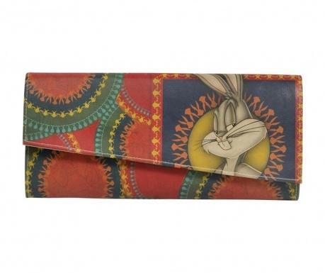 Ženska clutch torba Ethnic Bugs Bunny