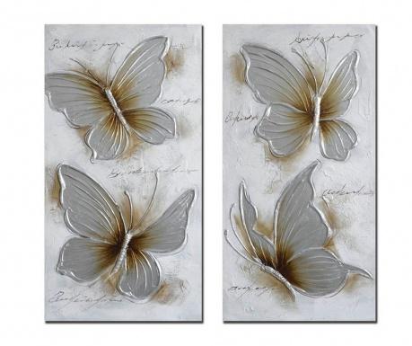 Darcie 2 db Kép 50x100 cm