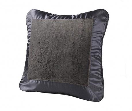Dekoračný vankúš Verona Dark Grey 40x40 cm