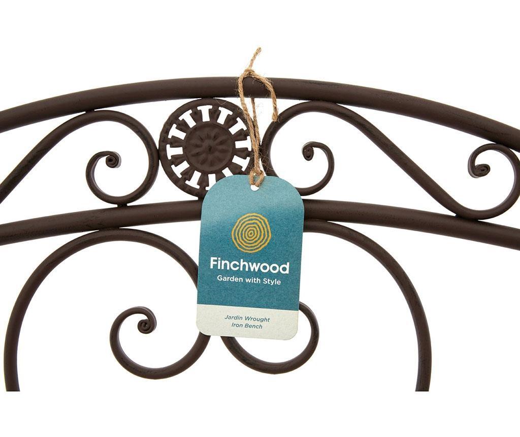 Vrtna klop Finchwood Brown