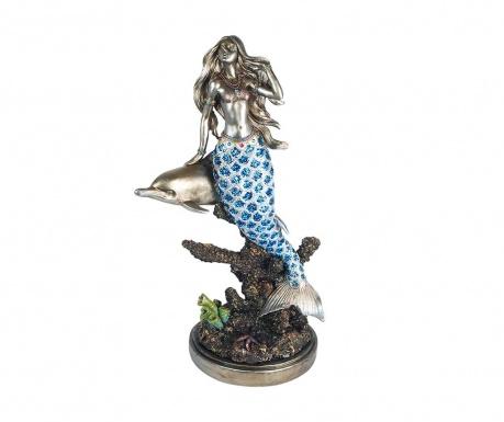 Декорация Mermaid with Dolphin