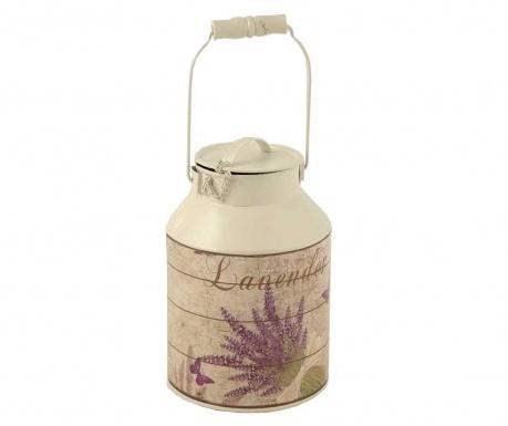 Dekoračná nádoba Lavender Embroidery