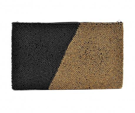 Дамска чанта тип плик Gold Brilliance