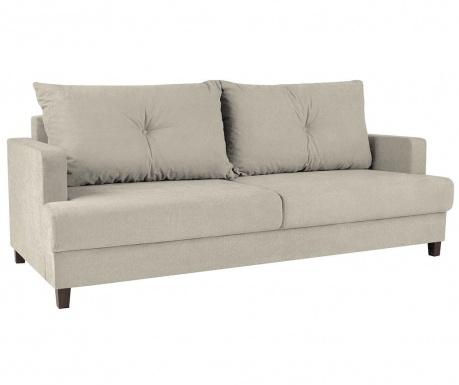 Canapea extensibila 3 locuri Lorenzo Cream