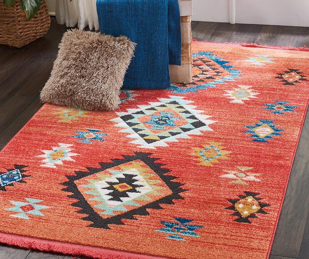 Tepih Navajo Red 201x292 cm