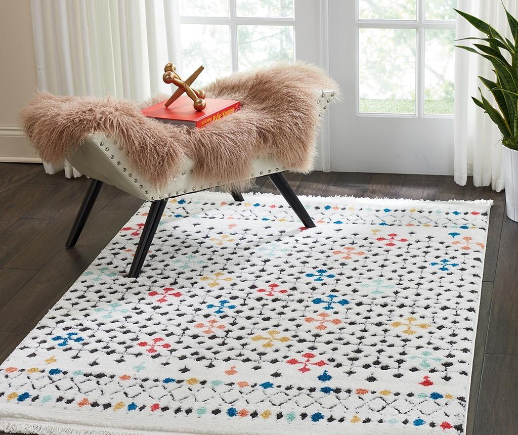 Tepih Kamala White Special 119x180 cm