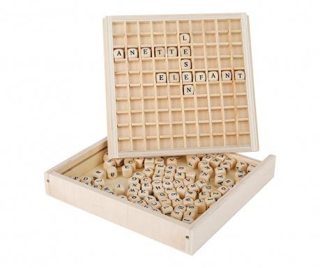 Igra Scrabble Boggle Complex