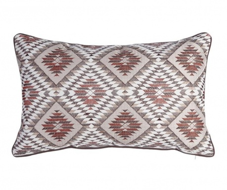 Dekorační polštář Embroidery Multicolor 30x50 cm