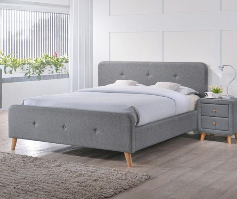 Легло Martha Grey 140x200 см