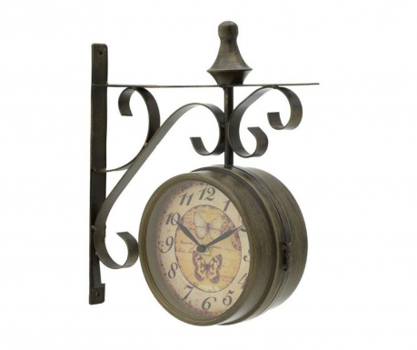 Zegar ścienny Butterfly