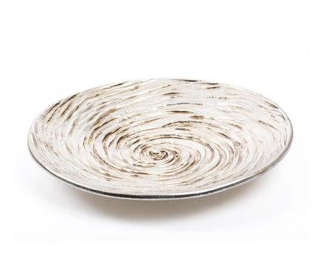Swirl Dísztál