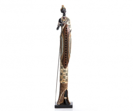 African Warrior Dísztárgy