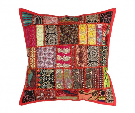 Poduszka dekoracyjna Ethnic Multicolour 50x50 cm