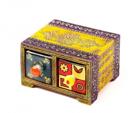 Pudełko na przyprawy Pattern