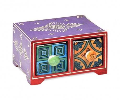 Pudełko na przyprawy Esme