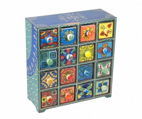 Pudełko na przyprawy Colorful