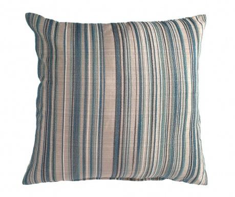 Tenby Stripe Aqua Díszpárna 50x50 cm