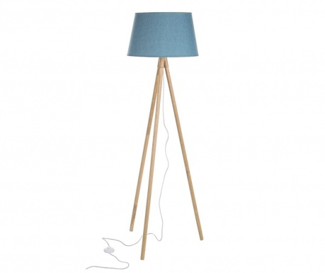 Podlahová lampa Wallas Turquoise