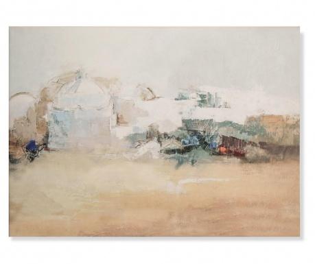 Obraz Lev 90x125 cm