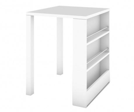 Monteri White Asztalka