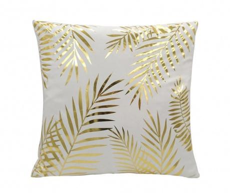 Dekoračný vankúš Gold Leaves 45x45 cm